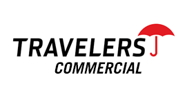 Travelers commercial insurance logo